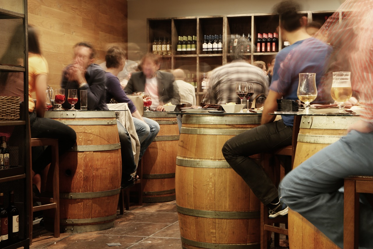 Characteristics of Bars and Pubs