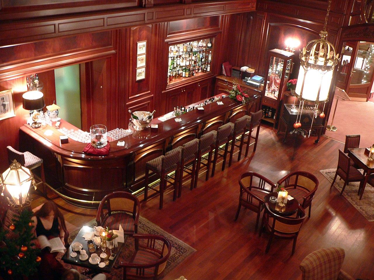 History of Bars
